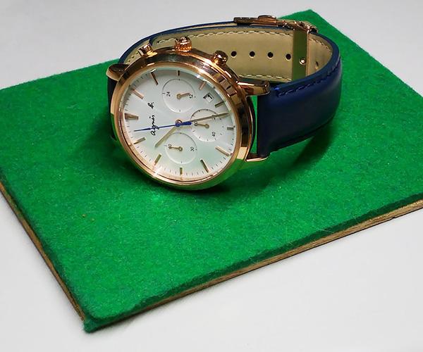 腕時計用トレーa.画像